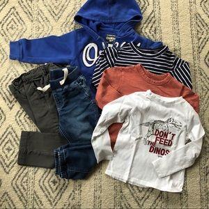 Other - Bundle 6 Essential Pieces Boys Clothes